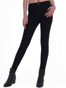 Navy Skinny Casual Denim Pant
