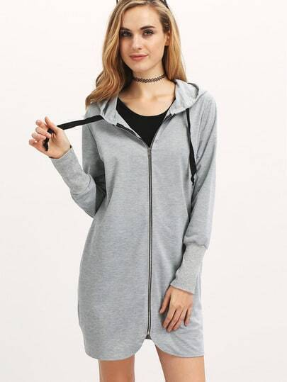 http://www.shein.com/Grey-Hooded-With-Zipper-Sweatshirt-p-225806-cat-1773.html?aff_id=1285