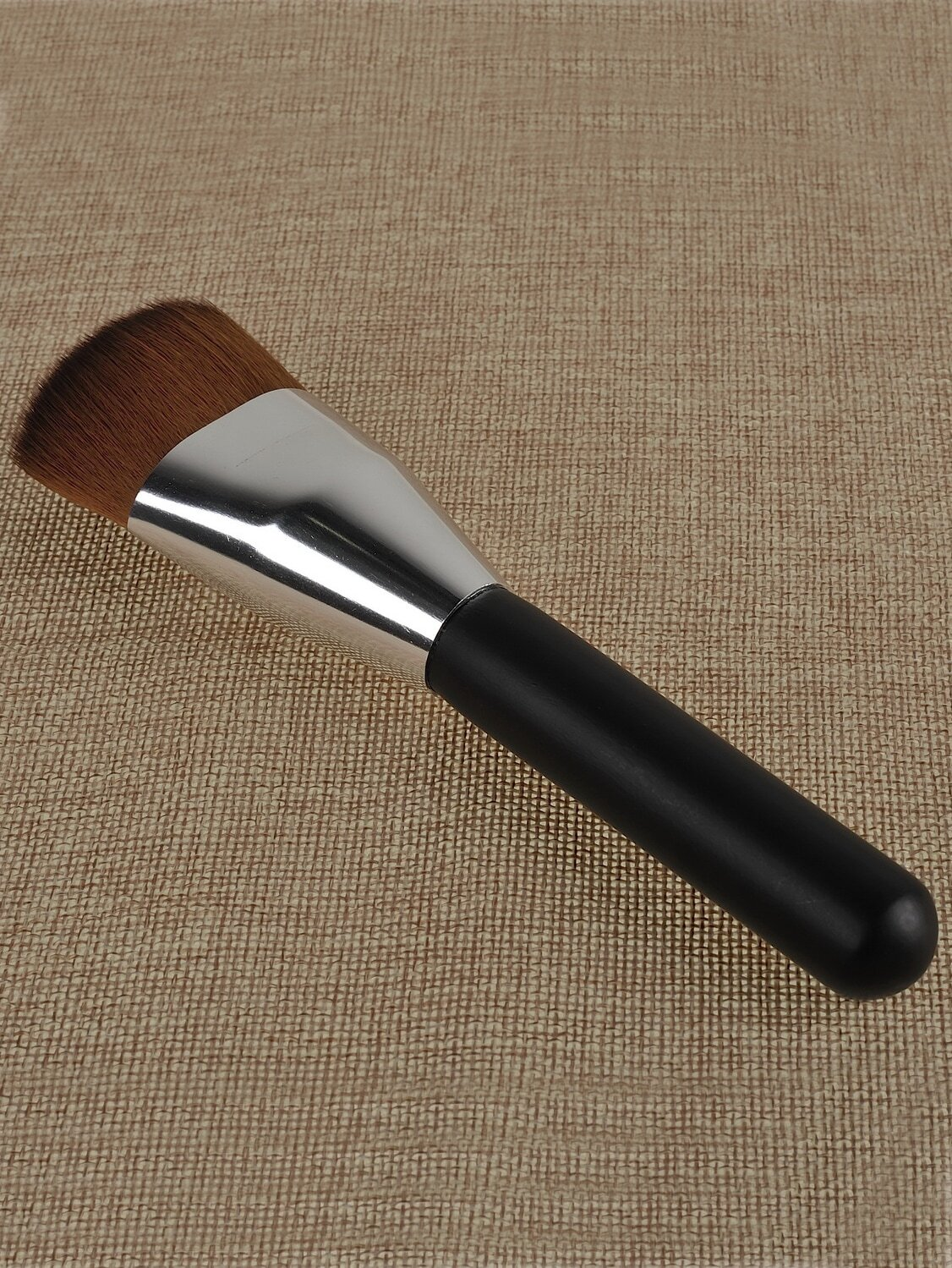 Professional 163Flat Contour Brush Face Blending Blusher Makeup Brushes