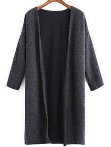 Long Sleeve Loose Coat