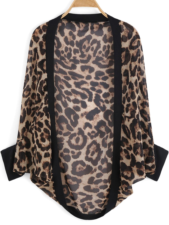 Леопардовые Блузки Купить В Спб