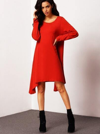 http://www.shein.com/Rust-Long-Sleeve-High-Low-Plus-Dress-p-233063-cat-1889.html?aff_id=1285