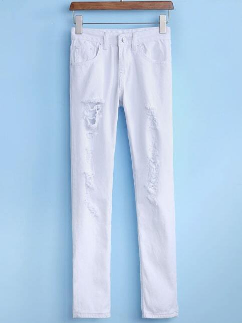 Белые джинсы доставка