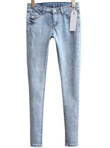 Scratch Slim Denim Pant