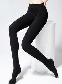 Black Skinny Pantyhose