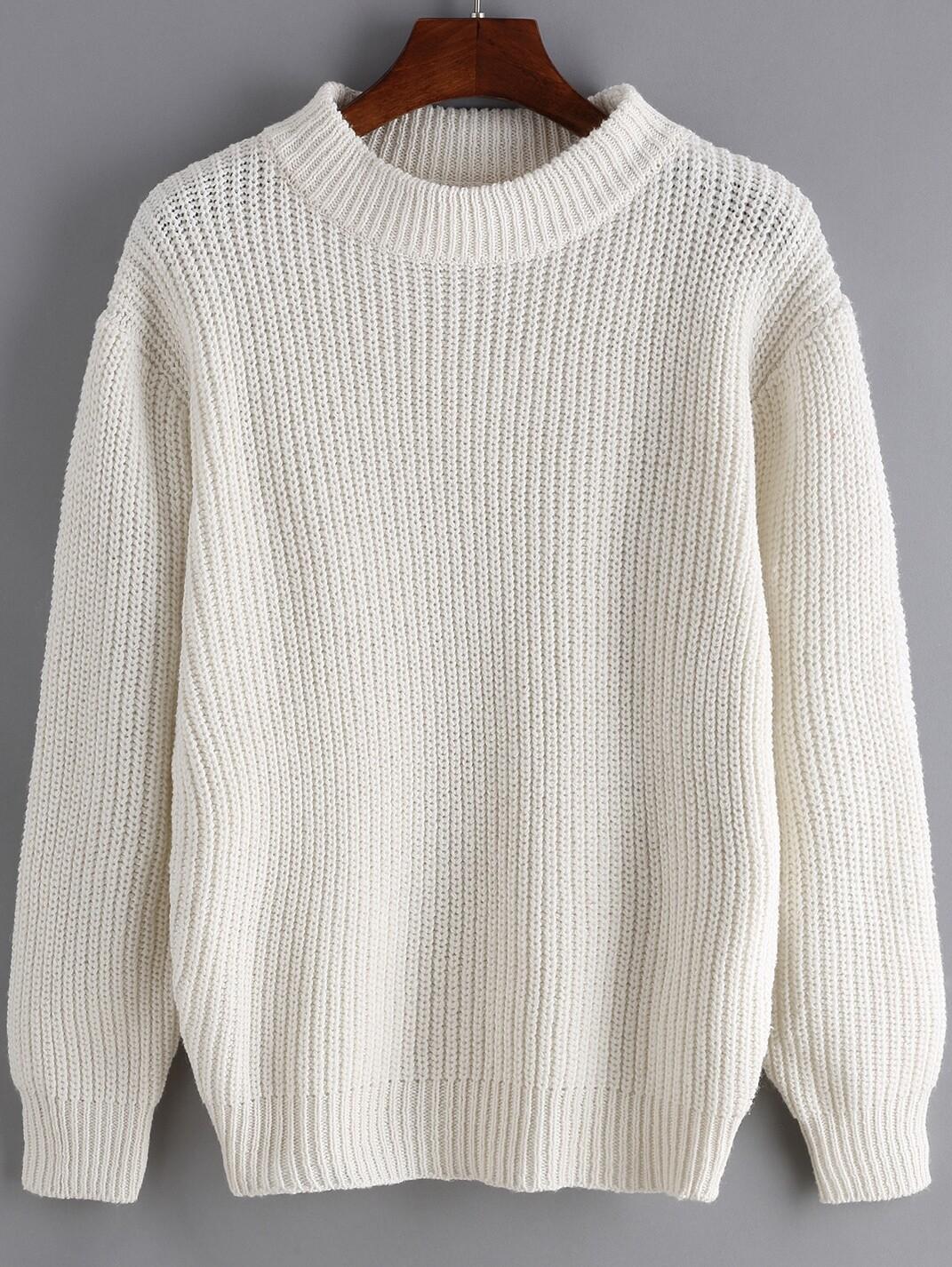 Свободные пуловеры
