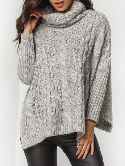 Cable Knit Loose SweaterFor Women-romwe. 00 H 00 M 00 S. International Site USD. USD; EUR; GBP; CAD; BRL Sweaters Bottoms. Pre - Fall Trends. Autumn Is Coming. This Season's New Arrivals. TOPS/ Cable Knit Loose Sweater; Cable Knit Loose Sweater. SKU:sweater ({{nichapie.mlt_num}}).