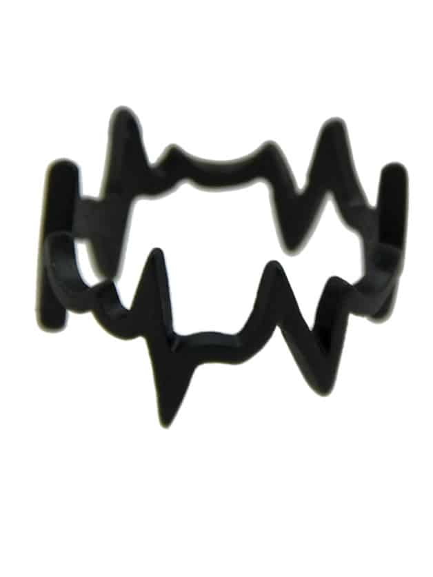 Black Color Simple Rings