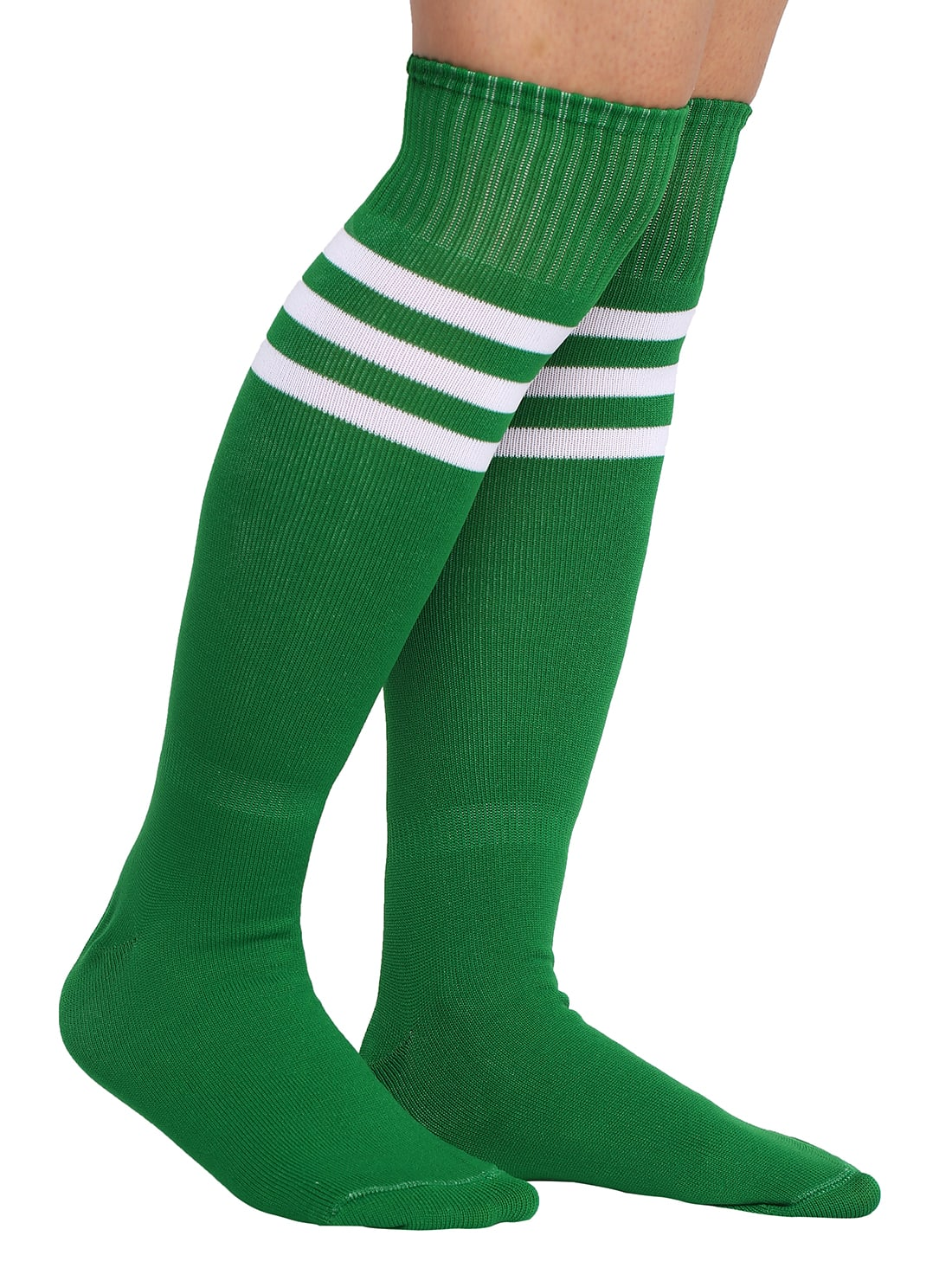 green striped tube socks shein sheinside