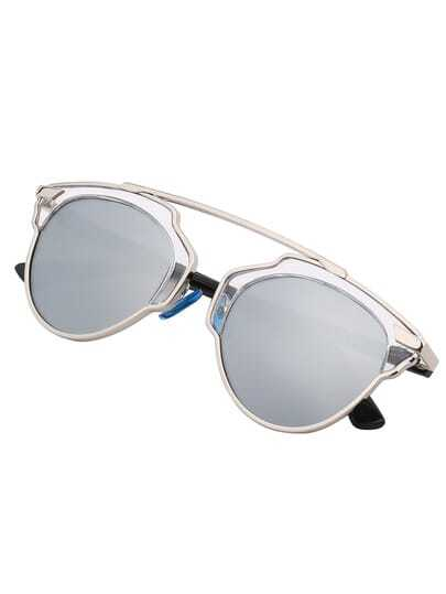 Dior So Real inspired sunglasses