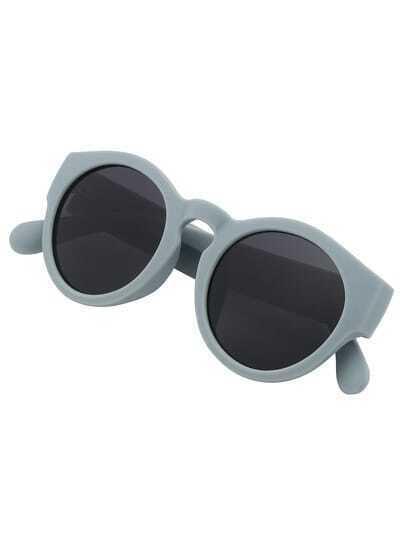 Cat Eye Round Lenses Sunglasses