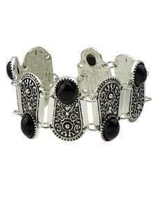 Gemstone Adjustable Women Bracelet