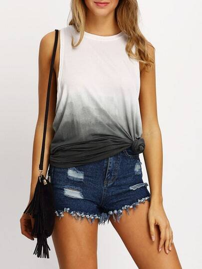 Ombre Tank Top