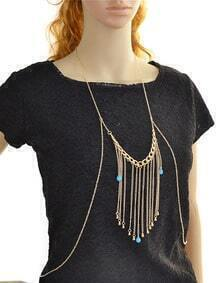 Tassel Hanging Sexy Body Chain