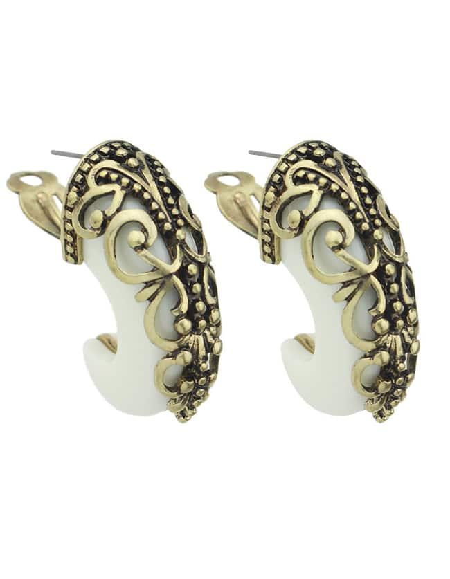 Acrylic Stone Small Stud EarringAcrylic Stone Small Stud Earring<br><br>color: None<br>size: None