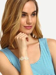 Vintage Flower Lace Bracelet
