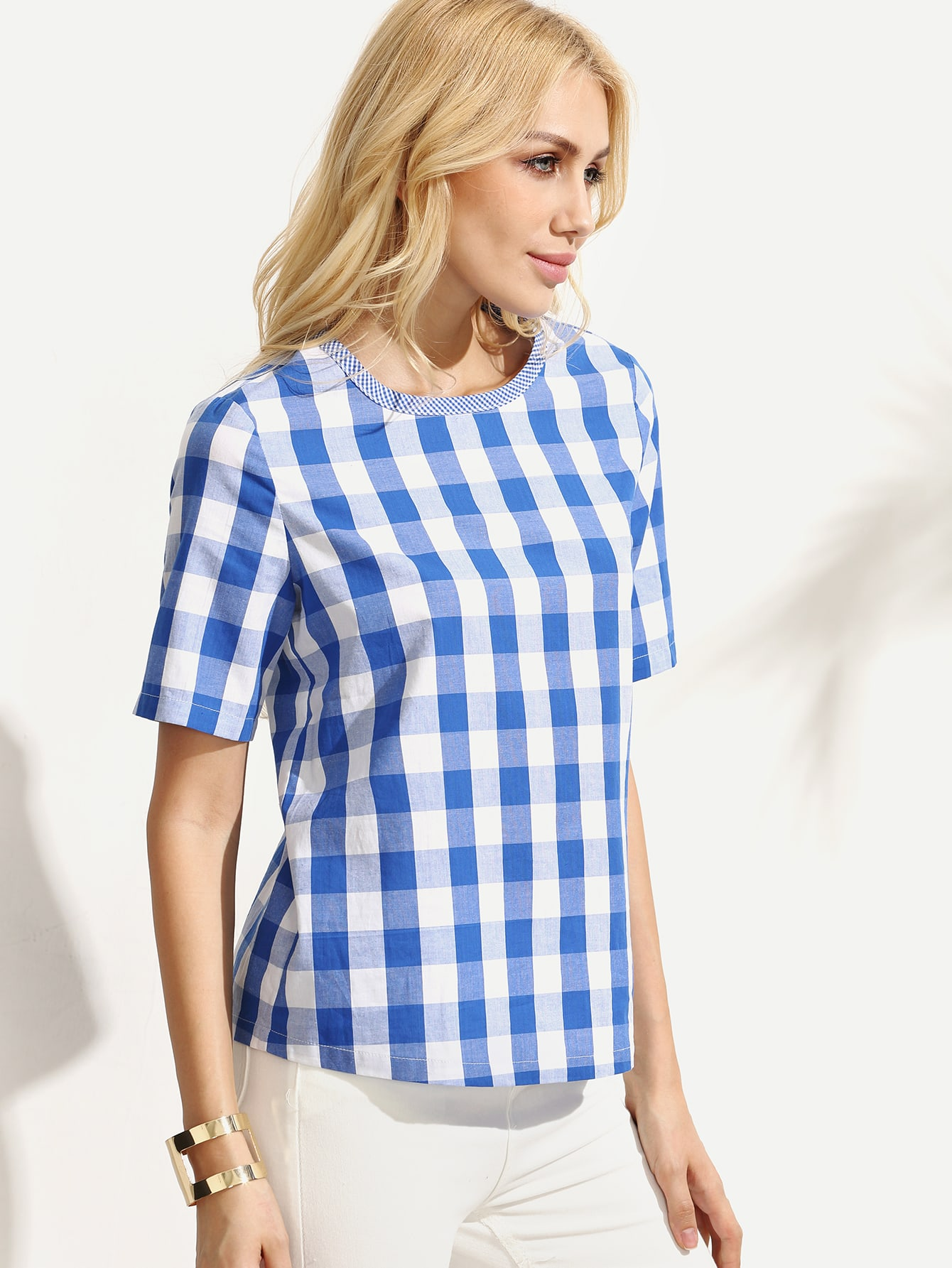 Our blue gingham lace dress is one of the cutest dresses we have seen and is super trendy! Pair with a long sleeve shirt, or cardigan, and leggings for fall to wear year-round!