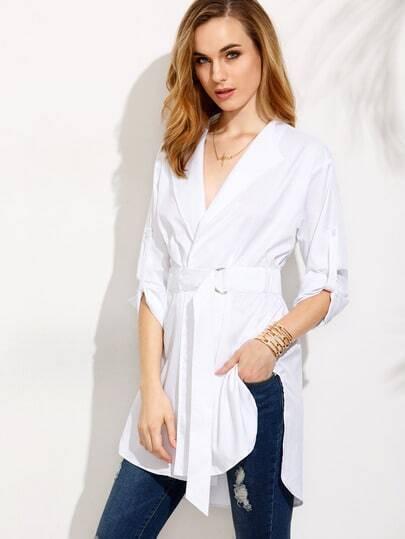 Асимметричная Блузка