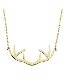 Tree Branch Shaped Cool Necklace