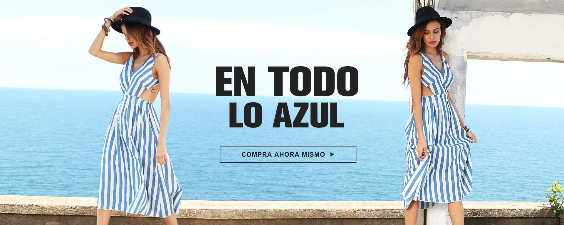 EN TODO LO AZUL