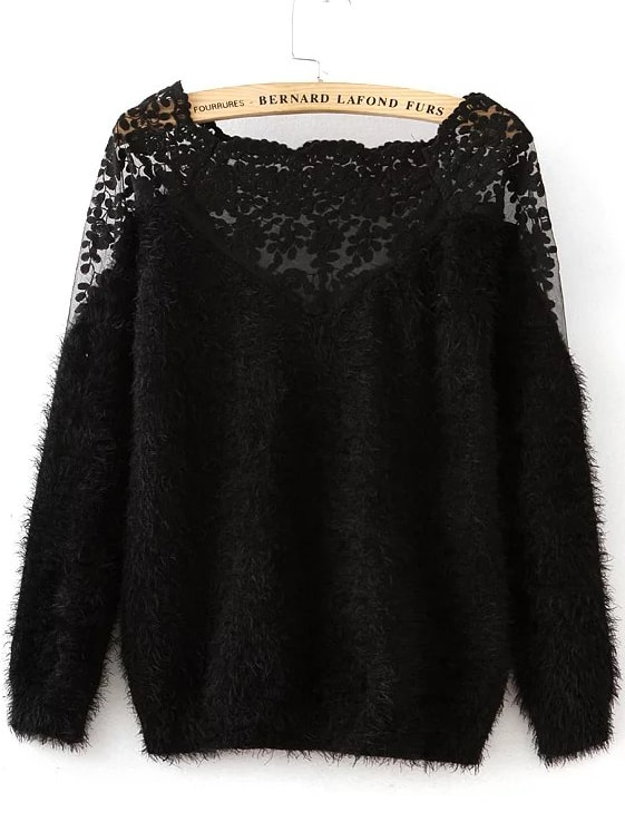 http://it.shein.com/Black-Lace-Insert-Boat-Neck-Mohair-Sweater-p-310274-cat-1734.html