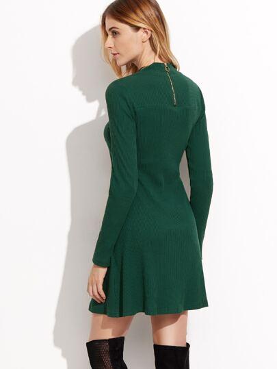 Yest kleid grun