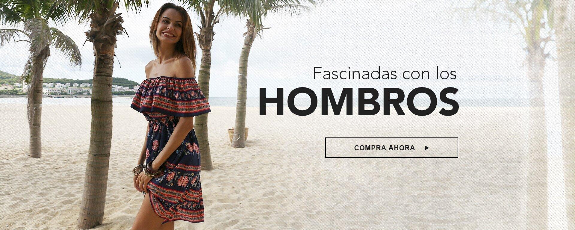 FASCINADAS CON LOS HOMBROS
