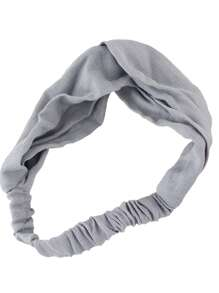 Gray New Coming Elastic Hair Band