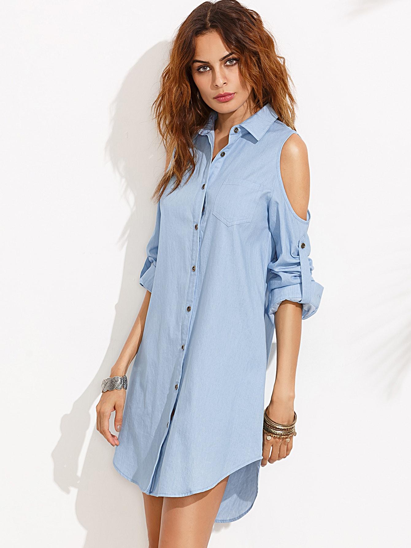 Короткое синее платье изоражения