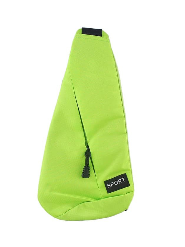 Yellow Sport Style One Shoulder BackpackYellow Sport Style One Shoulder Backpack<br><br>color: Yellow<br>size: None