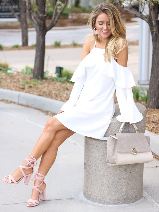 http://www.shein.com/White-Ruffle-Trim-Cold-Shoulder-Dress-p-310784-cat-1727.html?aff_id=8630