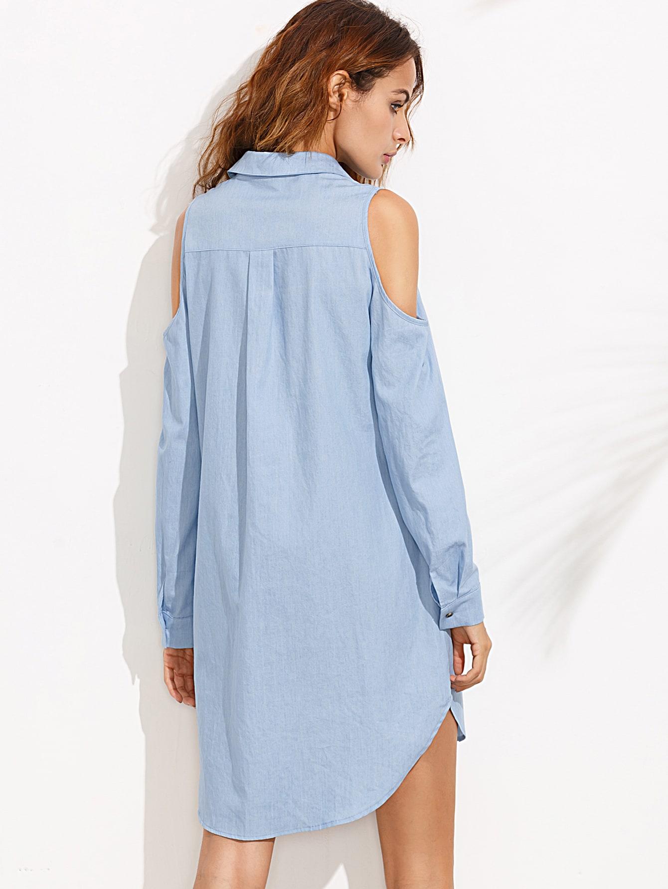 Смотреть Короткое синее платье видео