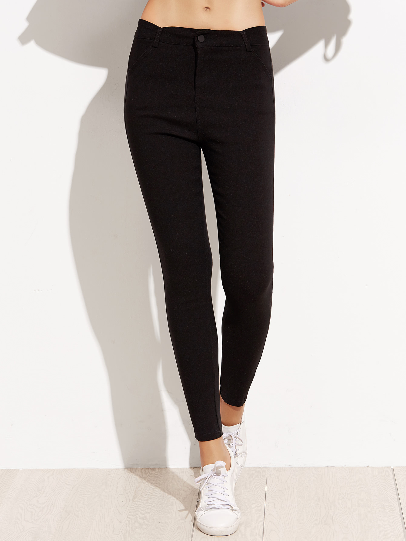 Image of Skinny Ankle Pants