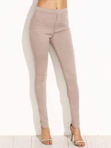 Leggings collants élastiques avec poches