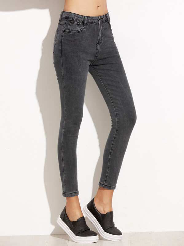 Skinny Ankle Jeans, Camila