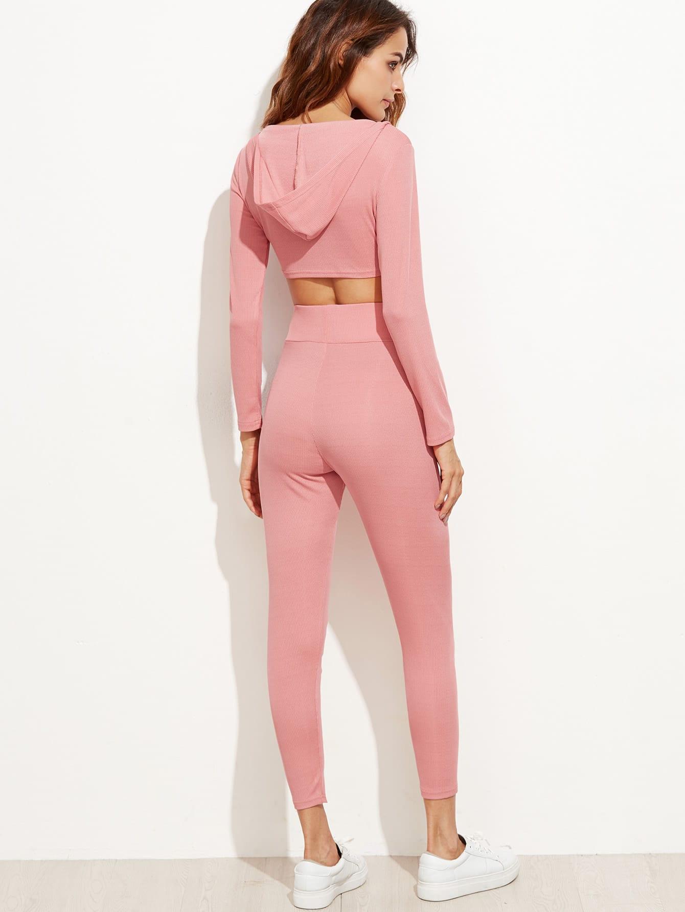 Hose in rosa