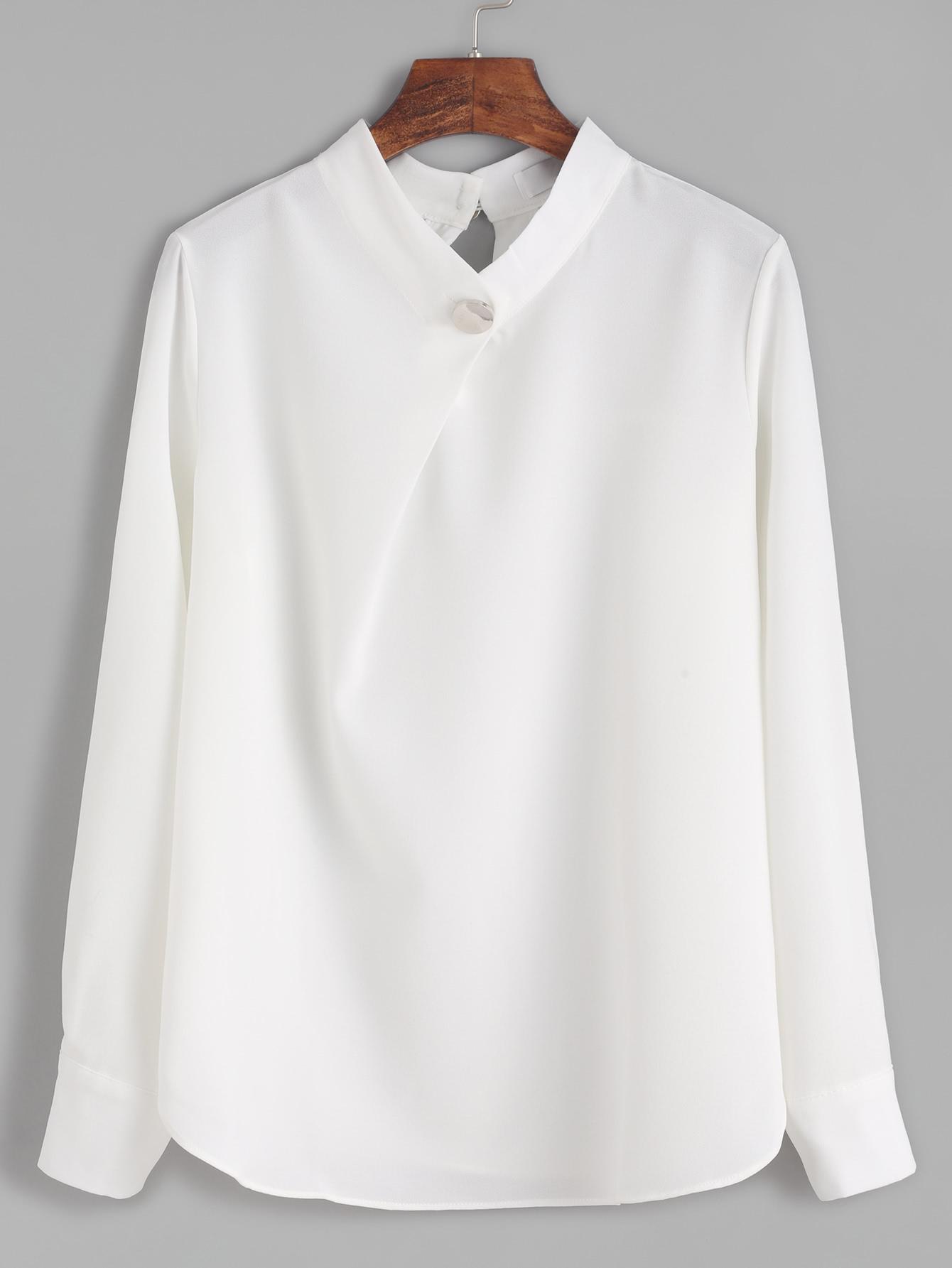 Белые Шифоновые Блузки Купить Интернет Магазин