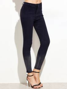 Ombre Slim Denim Pants