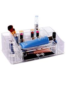 Caja de maquillajes con cajón