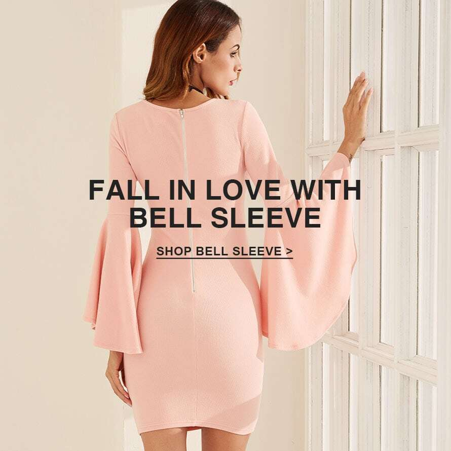 FALL IN LOVE WITH BELL SLEEVE