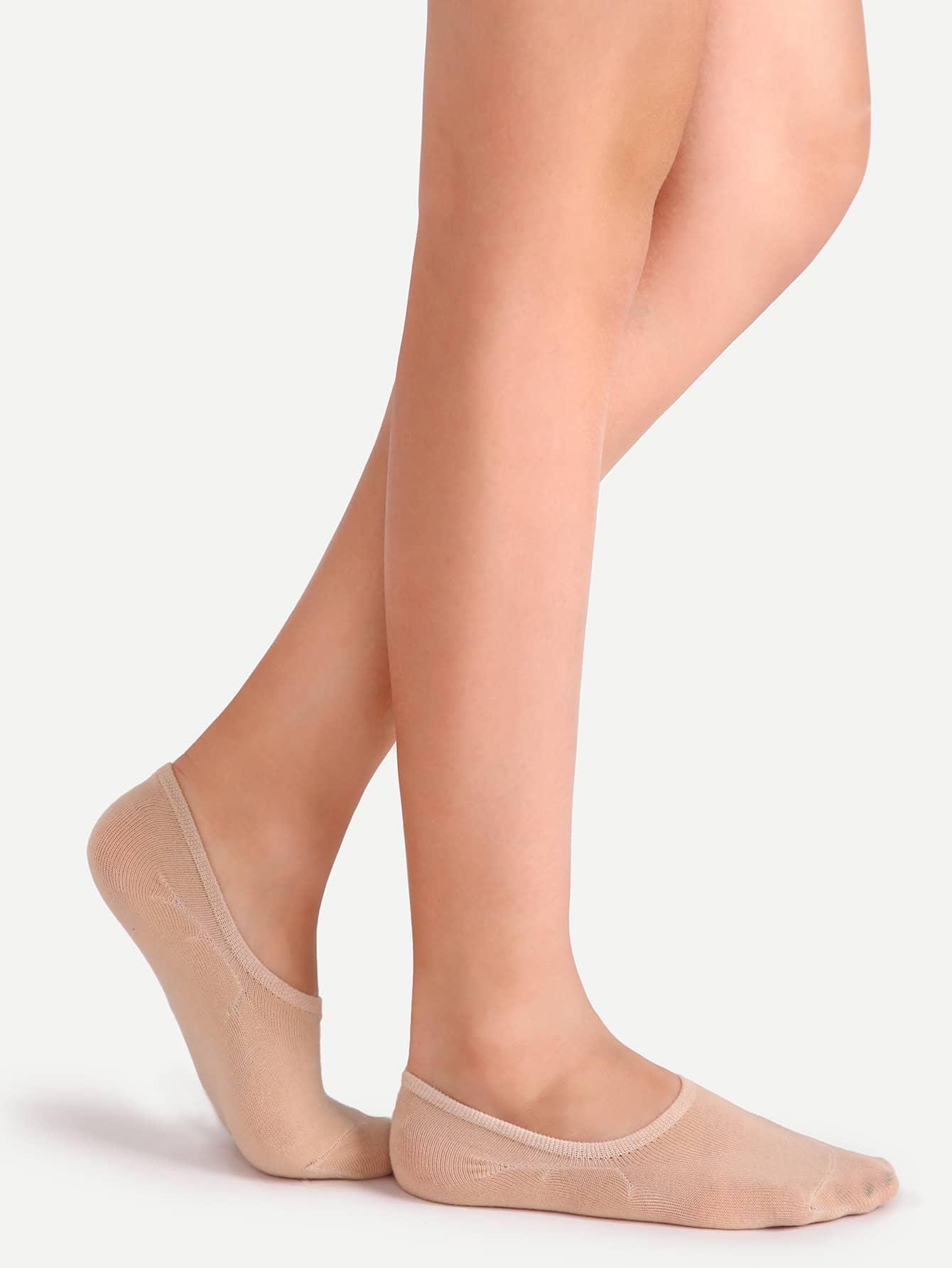Nude No Show Socks For Women sock161028301