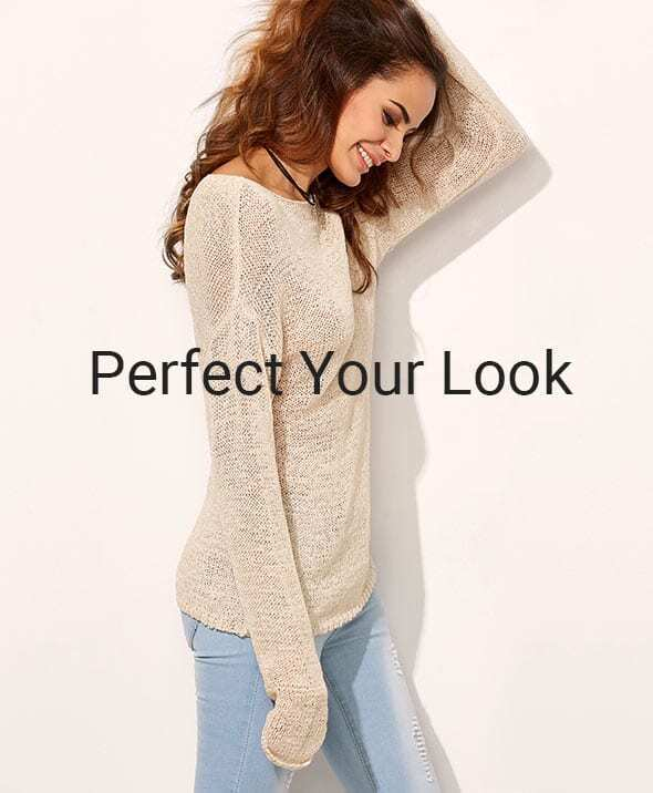 PERFECT YOUR LOOK
