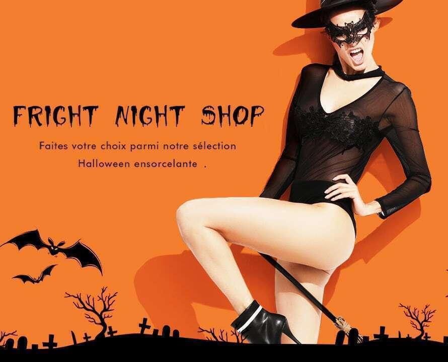 FRIGHT NIGHT SHOP