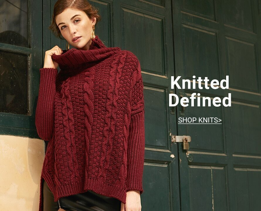 KNITTED DEFINED