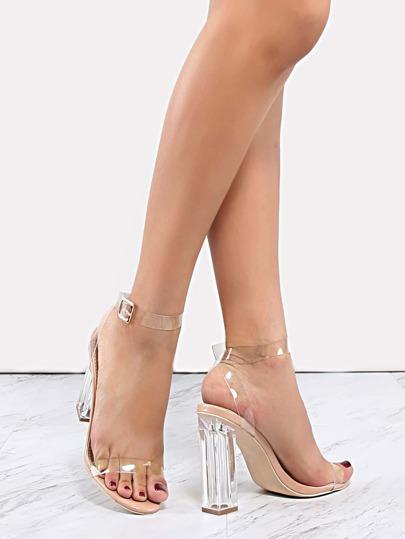 Cat Heel Shoes