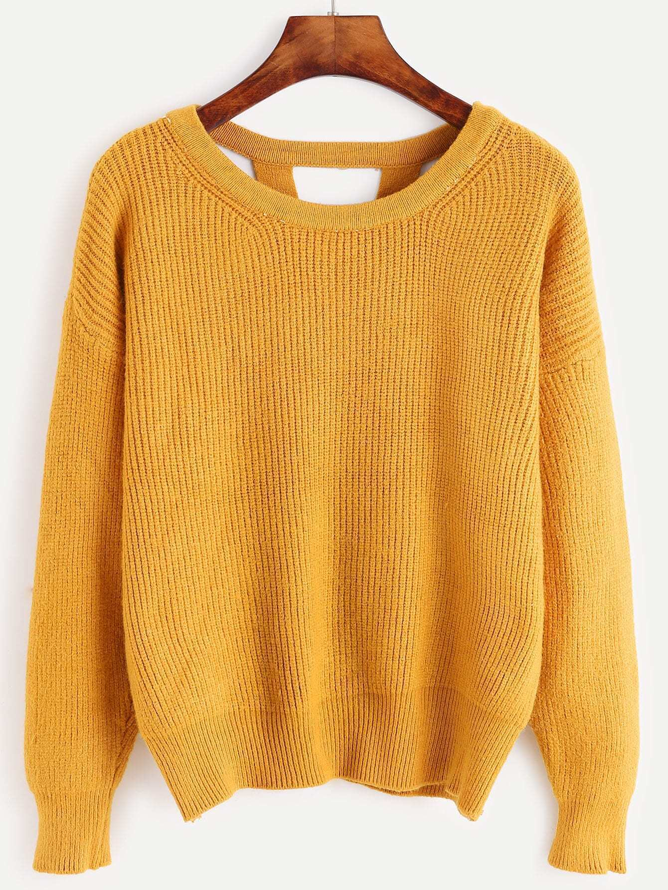 Желтый Джемпер Купить С Доставкой