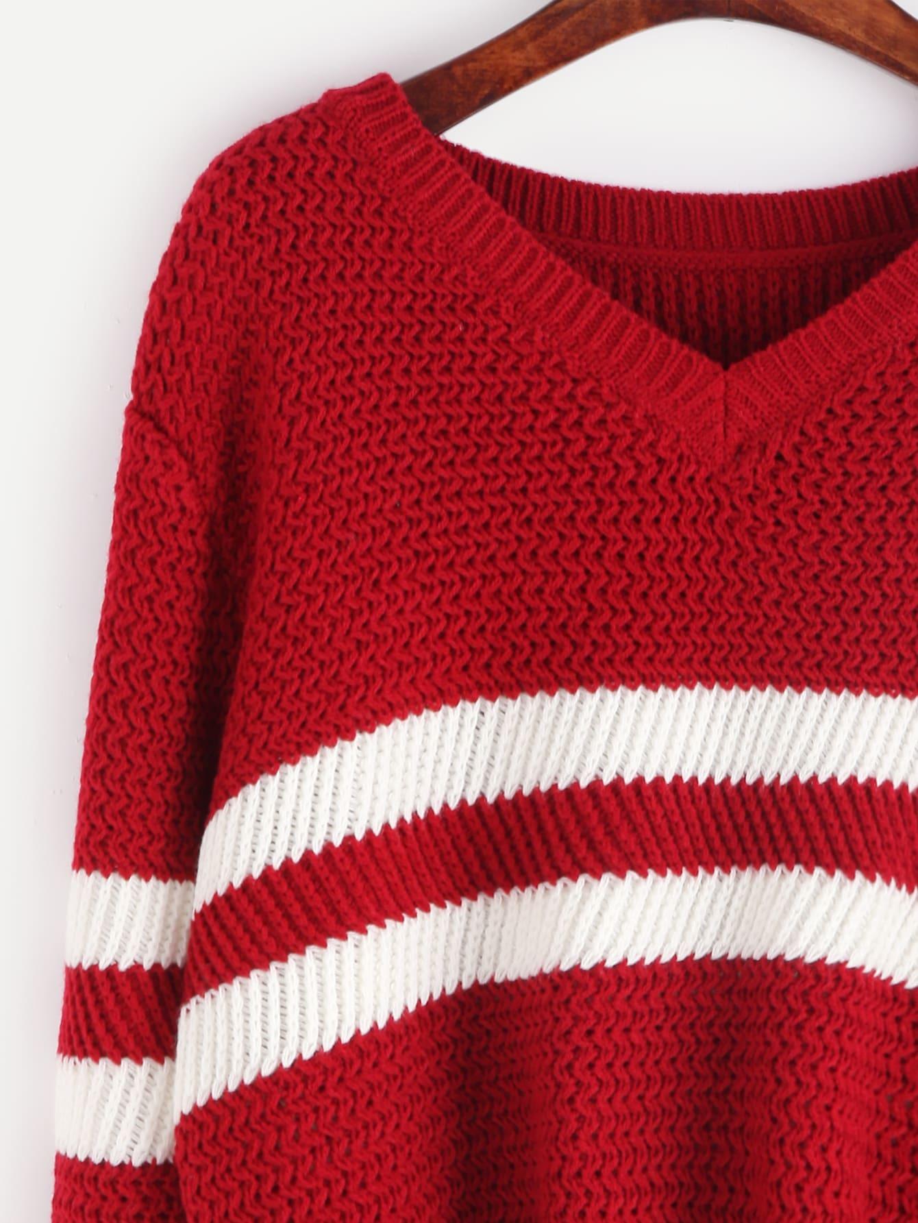 Красный Пуловер С Доставкой