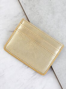 Glam Card Holder GOLD