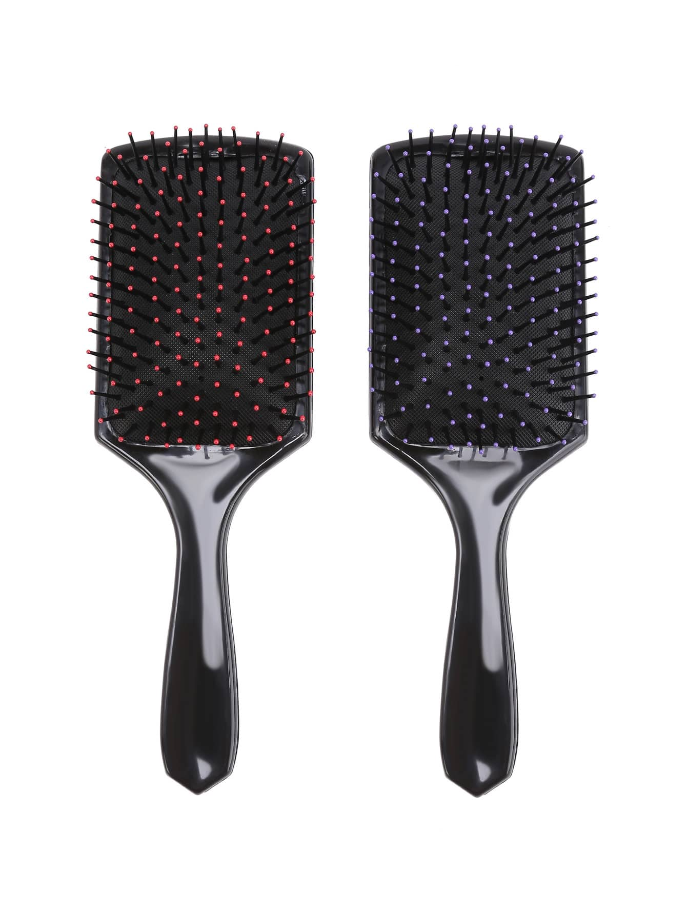 Random Color Paddle Professional Air Cushion Comb 1PC 1pc