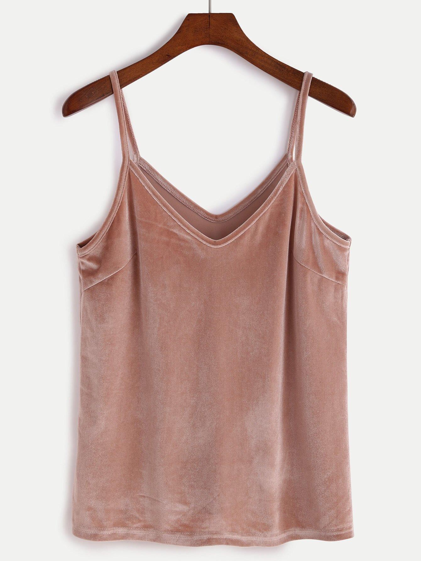 Купить Розовый модный топ, null, SheIn